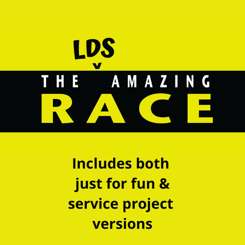 The LDS Amazing Race Game